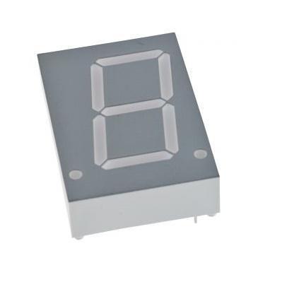 LED 7-segmentový 20mm červená HDSP-3901