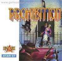 ***** Prohibition (Atari ST) *****