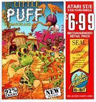 ***** Little puff in dragonland (Atari ST) *****