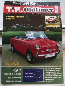 časopis veterán TIP pro OLDTIMER 8/2003    , TATRA 111