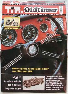 časopis veterán TIP pro OLDTIMER  12/2002 ,    STADION S 11 , S 22