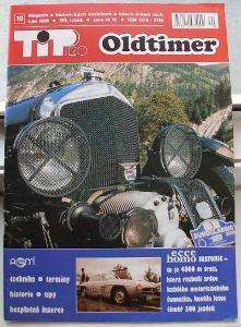 časopis veterán TIP pro OLDTIMER  10/2000