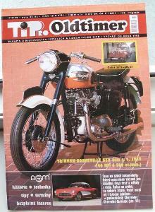 časopis veterán TIP pro OLDTIMER 11/2003 TATRA 57
