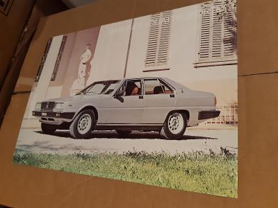 Maserati Quattroporte   1978