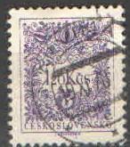 ČSR - DL 86B - Doplatní