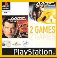 ***** 007 Tomorrow never dies / the world is not enough ***** (PS1)