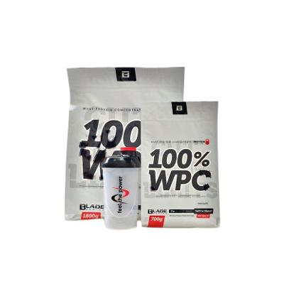 Whey protein koncentrát - BS Blade 100% WPC protein 1800 g + 700 g