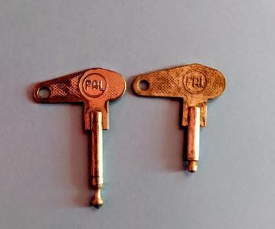 """Klíč """"BOŠÁK"""" 2 ks"""