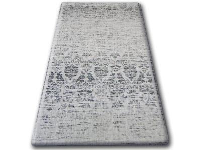 KOBEREC FLOORLUX SISAL 80x150 cm 20211 silver/black #DEV447