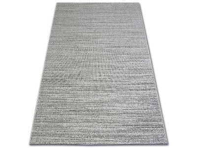 KOBEREC FLOORLUX SISAL 140x200 cm 20389 silver/black #DEV783