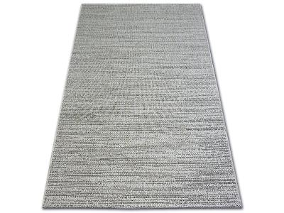 KOBEREC FLOORLUX SISAL 160x230 cm 20389 silver/black #DEV748