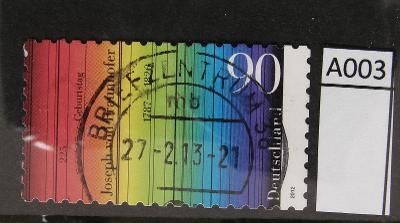 A003 Německo na doplnění