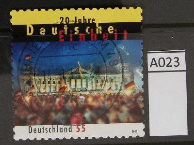 A023 Německo na doplnění