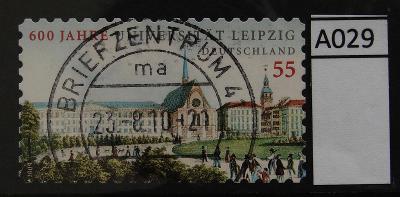 A029 Německo na doplnění