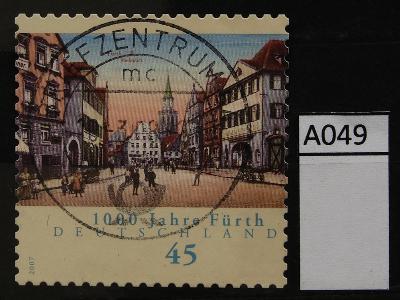 A049 Německo na doplnění