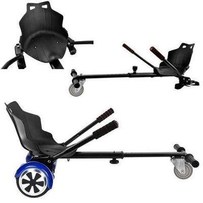 Vozík pro hoverboard Gokart minisegway + dárek