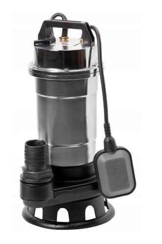 Špinavé vodní čerpadlo, septik s mlýnem