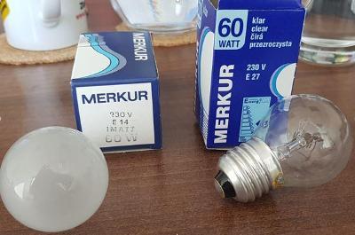Klasické žárovky 40 W 60W