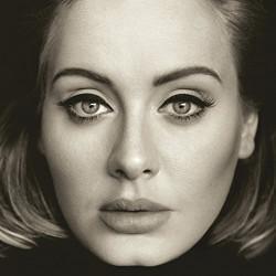 Adele - 25, 1CD, 2015