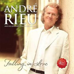 André Rieu - Falling in love, 1CD, 2016