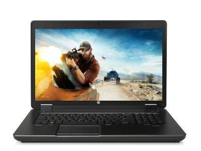 HP ZBook 17 G2, i7 3,8GHz,16GB, 750GB,1920x1080,Quadro 4GB grafika !!