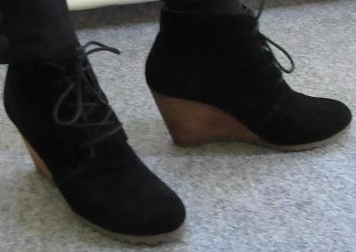 Krásné boty zn. Chicas vel. 39