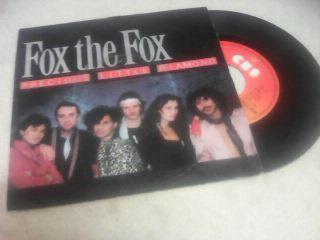 FOX THE FOX-PRECIOUS LITTLE DIAMOND-SP-1984.