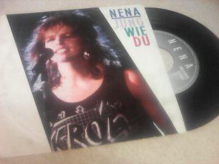NENA-JUNG WIE DU-SP-1985.