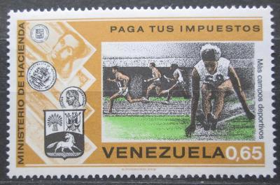 Venezuela 1974 Atletika Mi# 1979 1741