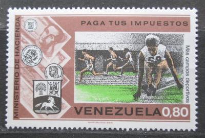 Venezuela 1974 Atletika Mi# 1982 1741