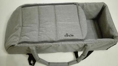 Přenosná taška na miminko - vložná taška