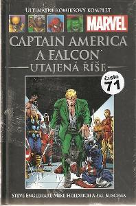 Marvel - Captain America a Falcon - Utajená říše (číslo 71)