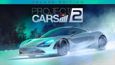 Project CARS 2 Deluxe Edition (digitální klíč) (Steam)