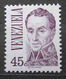 Venezuela 1976 Simón Bolívar Mi# 2028 A 1719