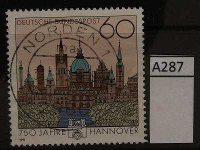 A287 Německo na doplnění