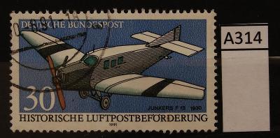 A314 Německo na doplnění
