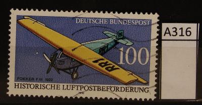 A316 Německo na doplnění
