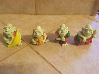 Figurky Tang, trollové