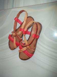 Dámské sandály vel.41