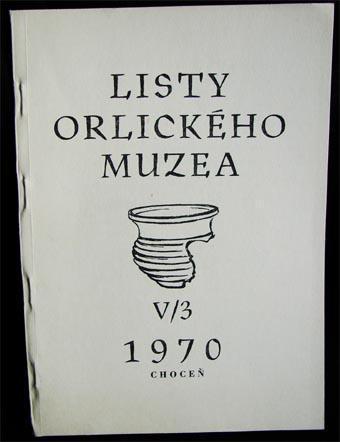 Listy Orlického muzea 1970 V/3