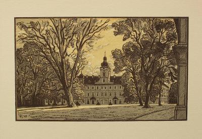 K. Vik - Mnichovo Hradiště 1929 - (J158)