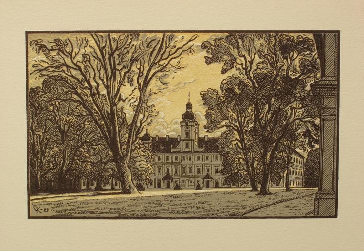 K. Vik - Mnichovo Hradiště 1929 - (J158) - Umění