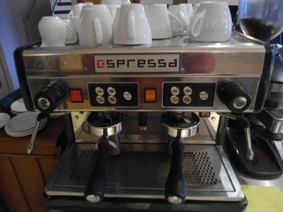 profesionální 2 pákový kávovar Espressa