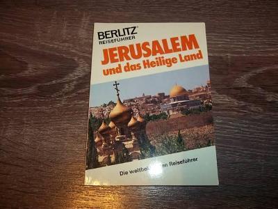 JERUSALEM - IZRAEL (německy) (Y03)