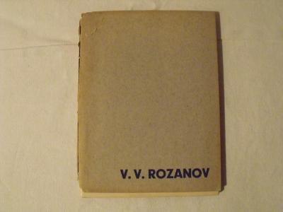 V.V.Rozanov - Osamocení II ( Josef FLORIAN)
