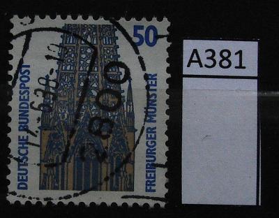 A381 Německo na doplnění
