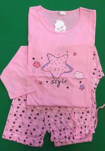 Dámské pyžamo vel.  L, XL (2197)