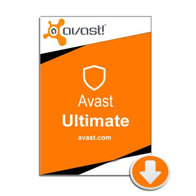 Antivirus AVAST Ultimate | licence 1ROK | 1PC