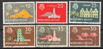 Nizozemské Antily  1