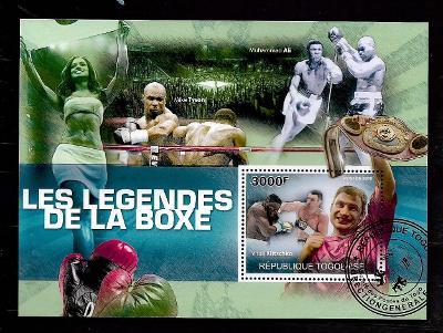 Togo 2010 - BOX - Vitali Kličko, Mike Tyson, Muhammad Ali